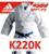 ADIDAS K220K Кимоно для кумитэ серии MASTERGI UNIFORM