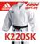 Купить  ADIDAS (ex Grand Master) купить кимоно для кумитэ K220SK