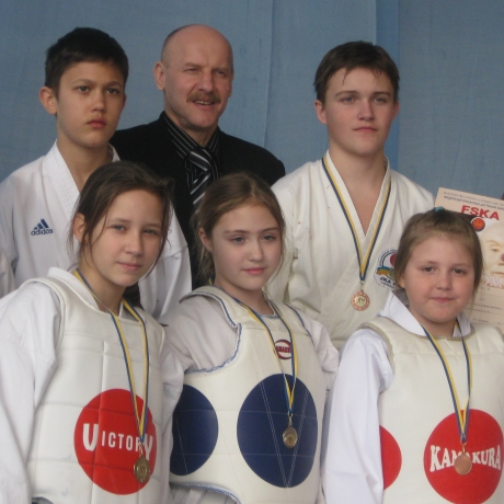 Shotokan Karate in Kiev and Ukraine